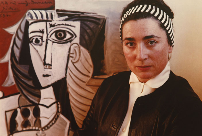 DDD-1.Jacqueline-Picasso-and-Herself.1963